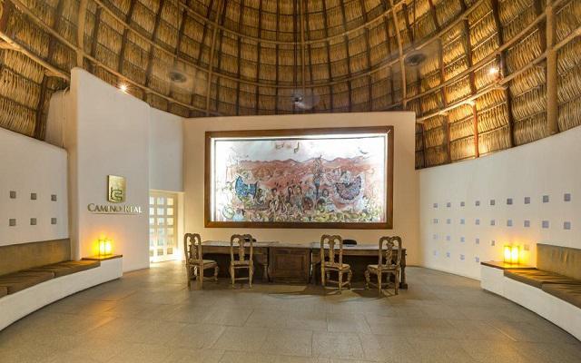 Hotel Camino Real Zaashila Huatulco, atención personalizada desde el inicio de tu estancia