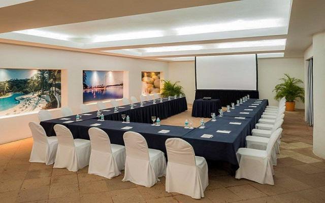 Hotel Camino Real Zaashila Huatulco, equipamiento adecuado para tu evento