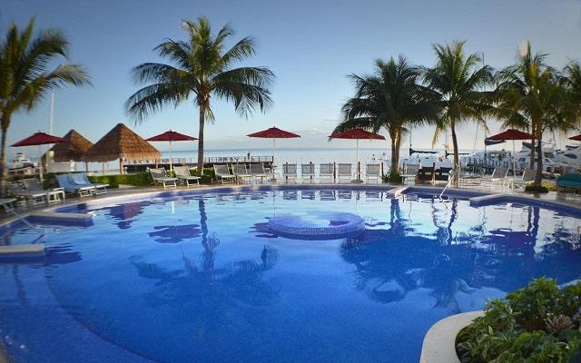 Hotel Cancun Bay Resort All Inclusive, atención personalizada desde el inicio de tu estancia
