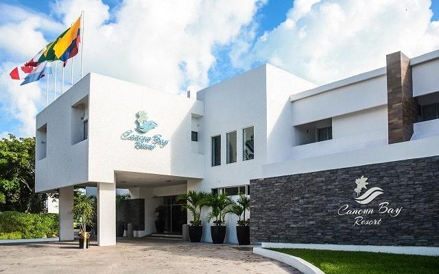 Hotel Cancun Bay Resort All Inclusive, buena ubicación