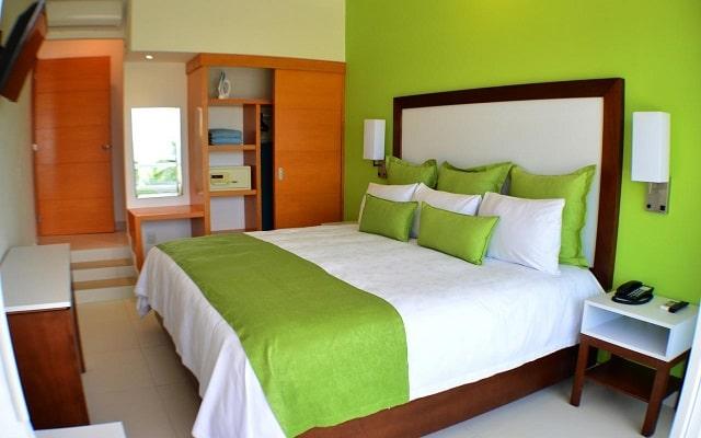 Hotel Cancun Bay Resort All Inclusive, habitaciones bien equipadas