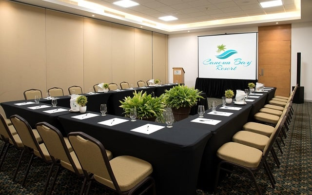 Hotel Cancun Bay Resort All Inclusive, sala de juntas