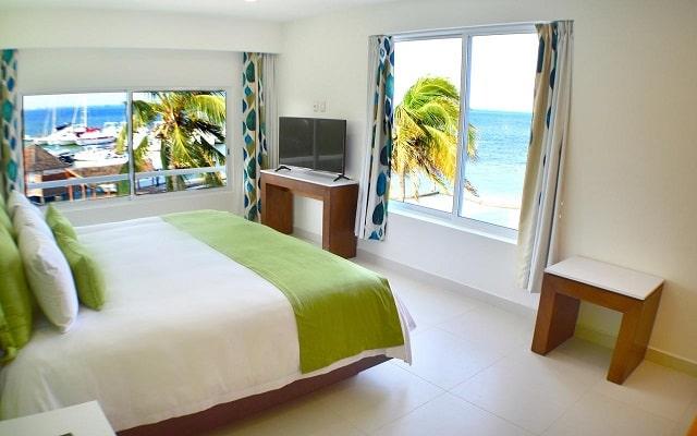 Hotel Cancun Bay Resort All Inclusive, habitaciones con vistas hermosas