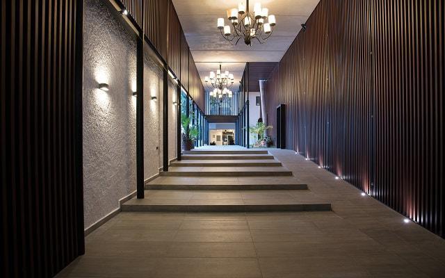 Hotel Cancún Bay Resort su nuevo estilo minimalista