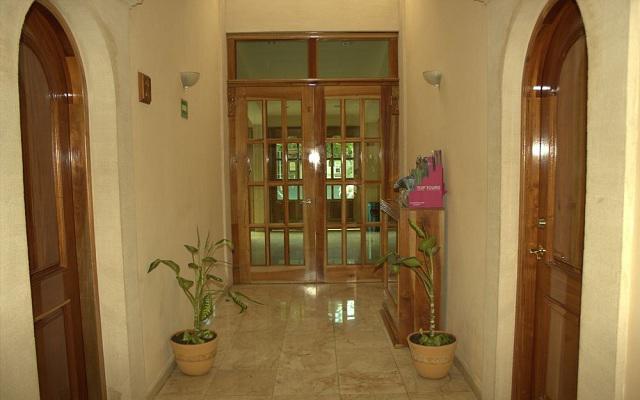 Hotel Cancún International Suites, buena ubicación