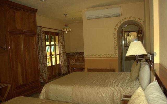 Hotel Cancún International Suites, habitaciones bien equipadas