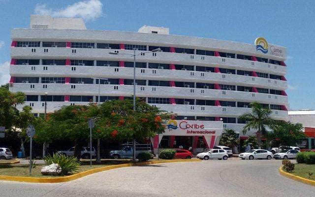 Hotel Caribe Internacional en Cancún Centro