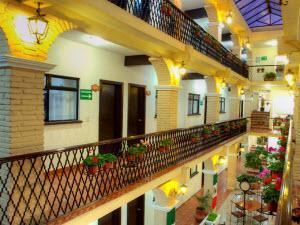 Hotel del Carmen en Tuxtla Gutiérrez