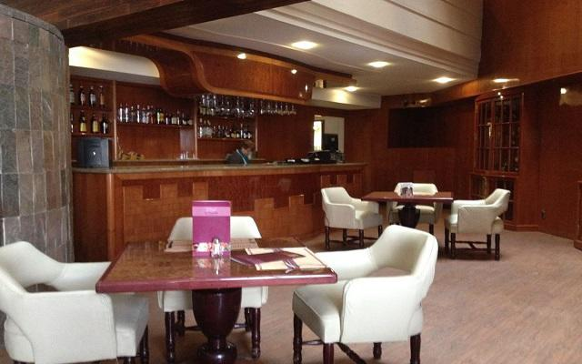 Hotel Cartagena, prueba ricas bebidas del bar