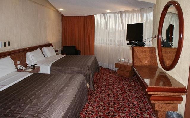 Hotel Cartagena, habitaciones bien equipadas