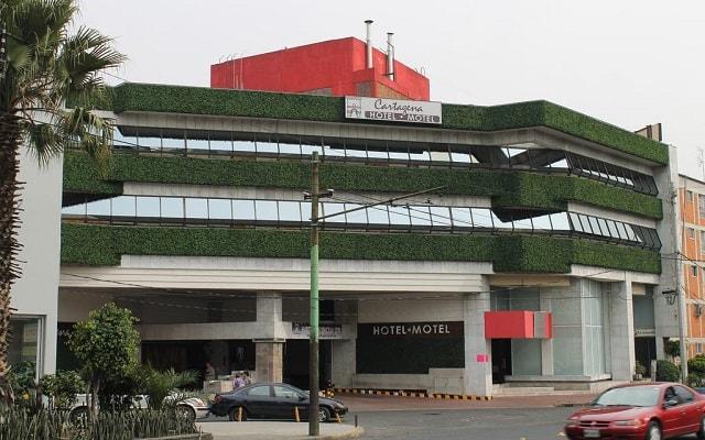 Hotel Cartagena en Insurgentes Norte