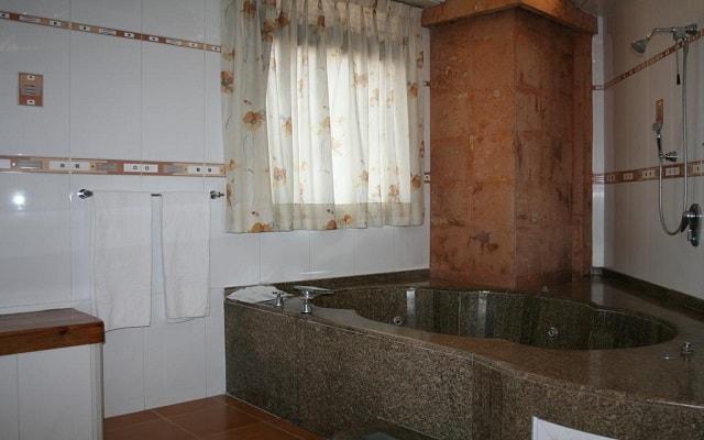 Hotel Cartagena, habitaciones con jacuzzi