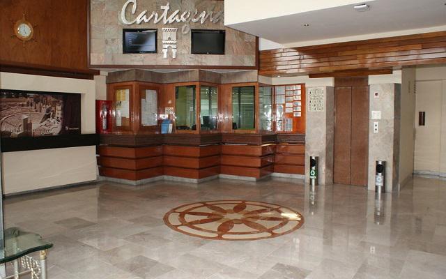 Hotel Cartagena, atención personalizada desde el inicio de tu estancia