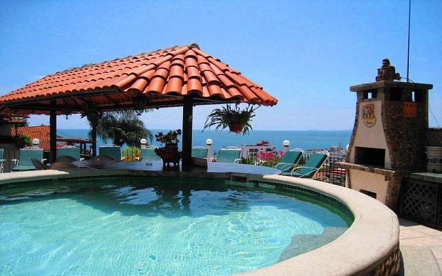 Hotel Casa Anita y Corona del Mar, disfruta su alberca
