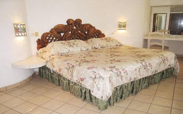 Hotel Casa Anita y Corona del Mar, luminosas habitaciones