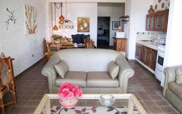 Hotel Casa Anita y Corona del Mar, habitaciones bien equipadas