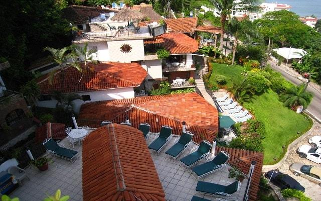 Hotel Casa Anita y Corona del Mar en Zona Romántica