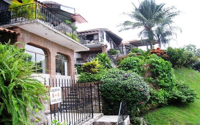 Hotel Casa Anita y Corona del Mar, bonitos jardines