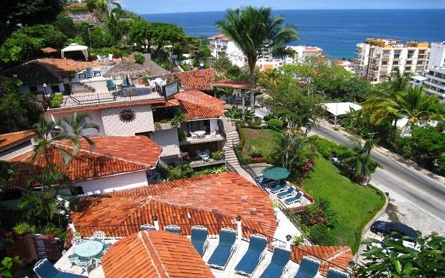 Hotel Casa Anita y Corona del Mar, buena ubicación