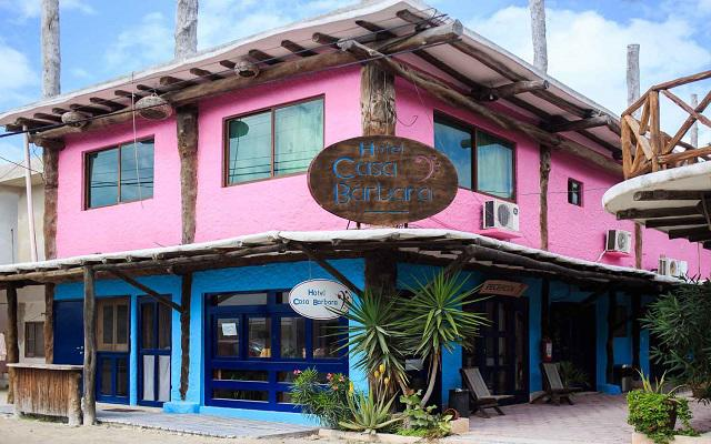 Hotel Casa Bárbara en Holbox Isla
