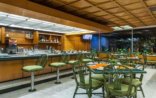 Hotel Casa Blanca by Reforma Avenue, disfruta un rico café en Seibal