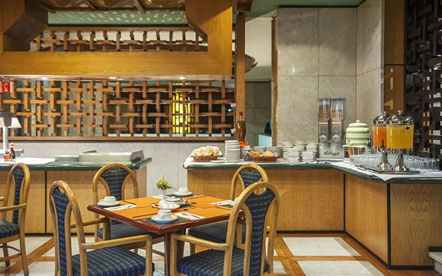 Hotel Casa Blanca by Reforma Avenue, escenario perfecto para disfrutar de los alimentos