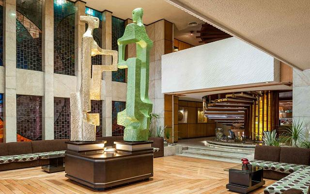 Hotel Casa Blanca by Reforma Avenue, Lobby