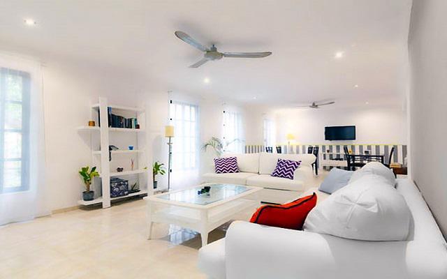 Hotel Casa Blanca en Playacar