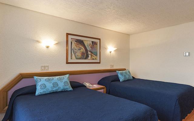 Hotel Casa Blanca by Reforma Avenue, habitaciones bien equipadas