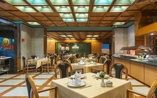 Hotel Casa Blanca by Reforma Avenue, Restaurante Seibal