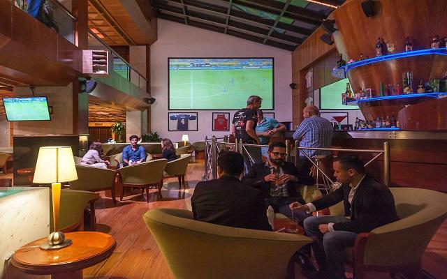 Hotel Casa Blanca by Reforma Avenue, relájate en el bar