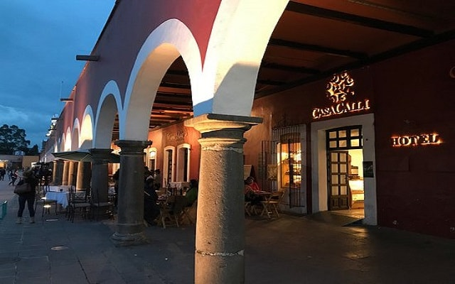 Hotel Casa Calli en Cholula