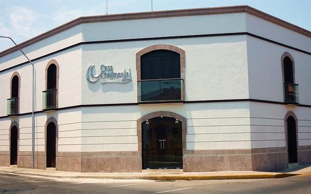 Hotel Casa Continental en Mérida Centro