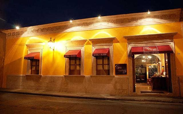 Hotel Casa de los Dulces Sueños en Morelia Ciudad