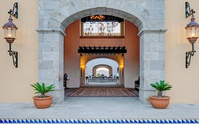 Hotel Casa del Mar Golf Resort & Spa, arquitectura colonial