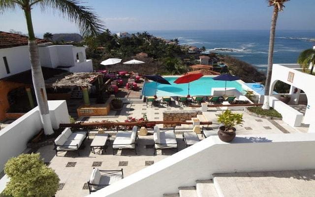 Hotel Casa del Mar Huatulco en Bahía Tangolunda