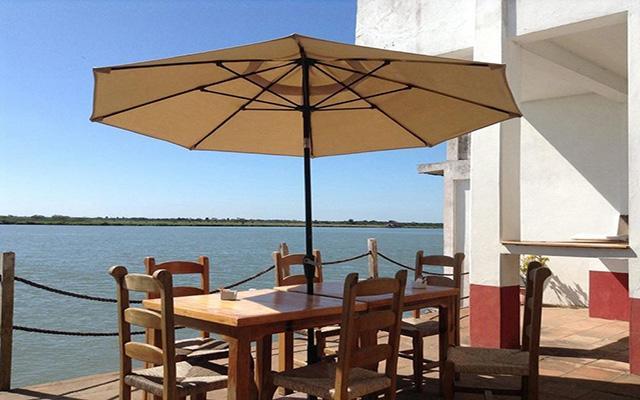 Hotel Casa del Río, hermosas vistas del Río Papaloapan