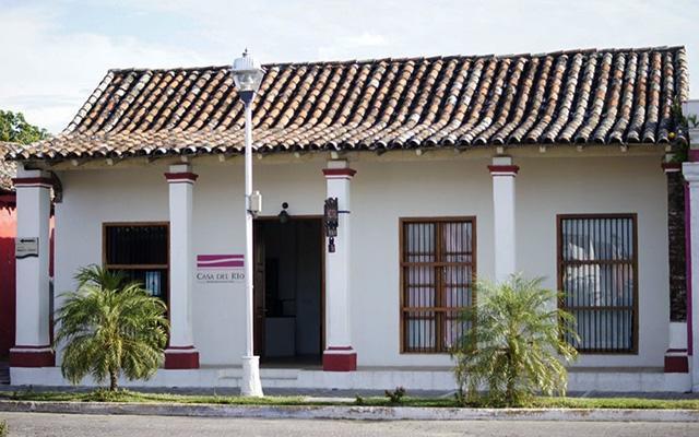 Casa del Rio en Tlacotalpan