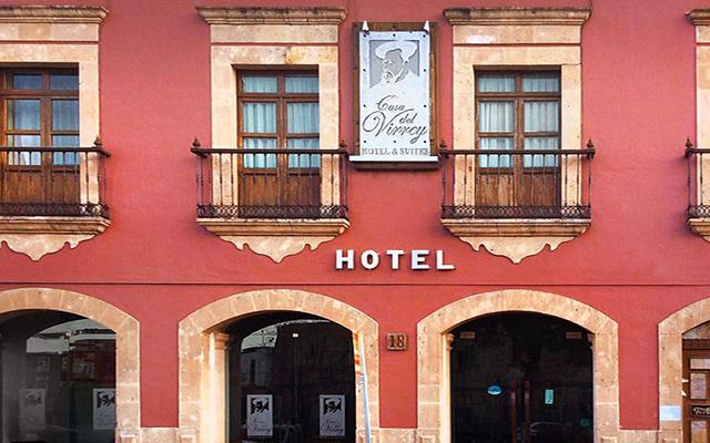 Casa del Virrey en Morelia Ciudad