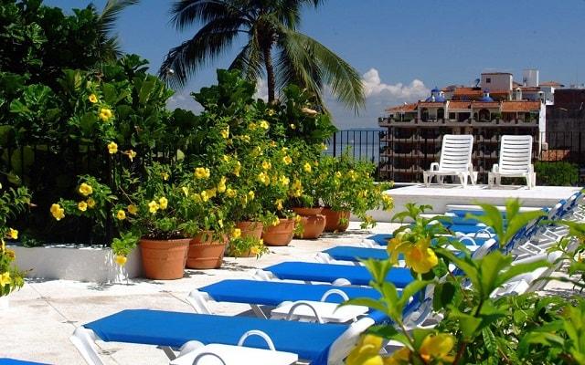 Hotel Casa Doña Susana Sólo Adultos, relájate en la comodidad de sus camastros