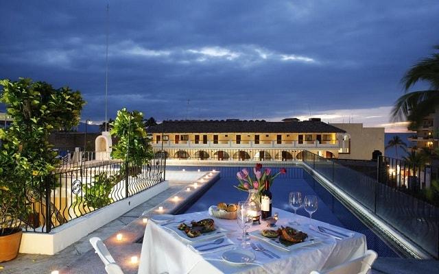 Hotel Casa Doña Susana Sólo Adultos, disfruta una romántica cena