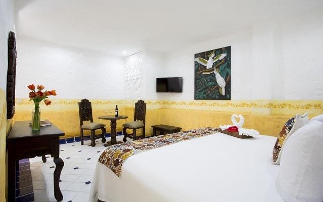 Hotel Casa Doña Susana Sólo Adultos, habitaciones bien equipadas