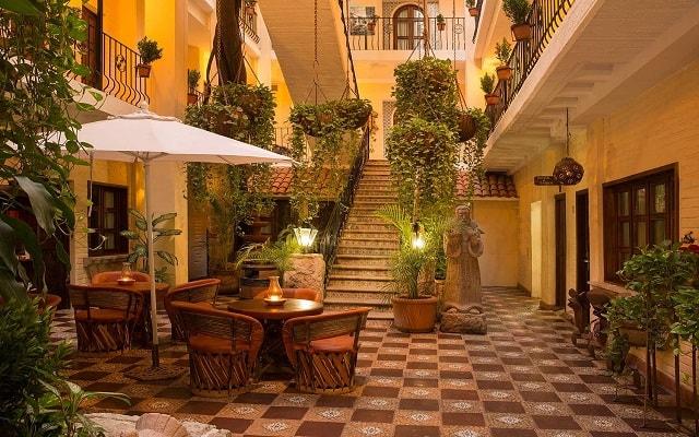 Hotel Casa Doña Susana Sólo Adultos en Zona Romántica