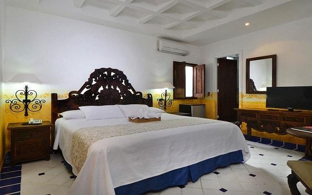 Hotel Casa Doña Susana Sólo Adultos, habitaciones cómodas y acogedoras