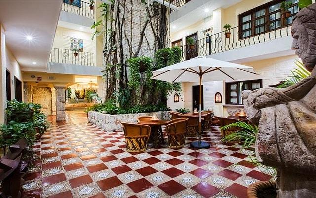 Hotel Casa Doña Susana Sólo Adultos, lobby