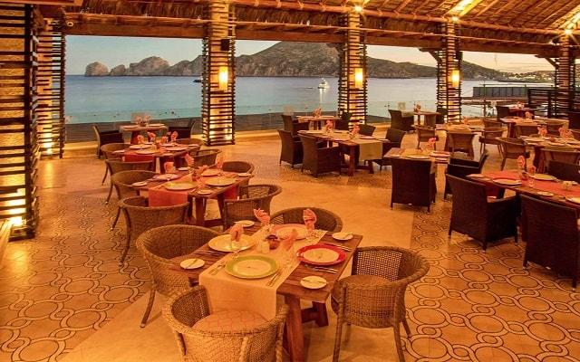 Hoteles de lujo en los cabos casa dorada resort spa hotel for Booking hoteles de lujo