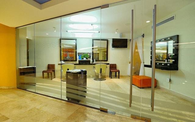 Hotel Casa Dorada Los Cabos, salón de belleza