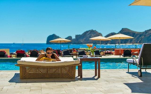 Hotel Casa Dorada Los Cabos, ambientes de gran confort