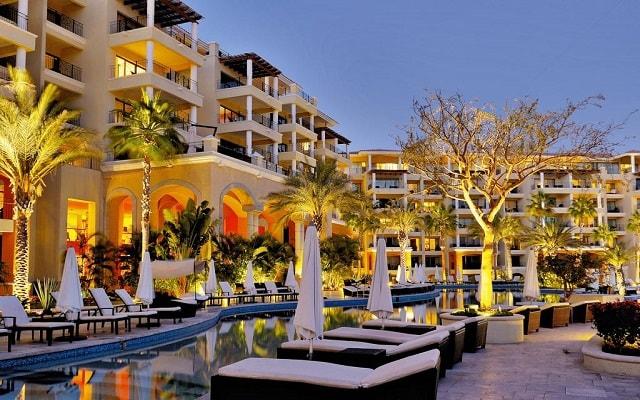 Hotel Casa Dorada Los Cabos, lugar ideal para disfrutar en buena compañía