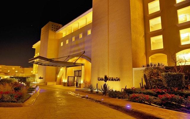 Hotel Casa Dorada Los Cabos, ingreso